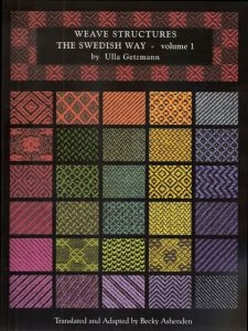 Weave Structures the Swedish Way | Weaving Books