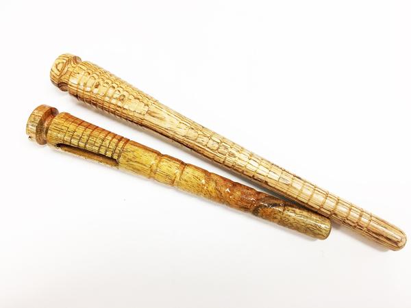 Schacht Pirns | Bobbins, Pirns, and Quills