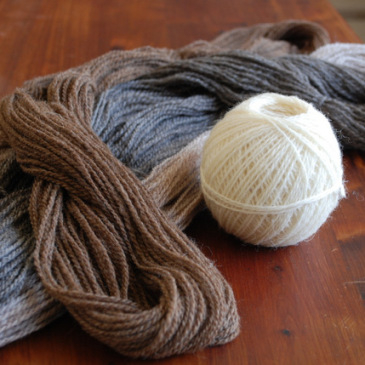 Spinning Spectacular Yarns For Knitting or Weaving FIF 2018 | Fiber in the Forest