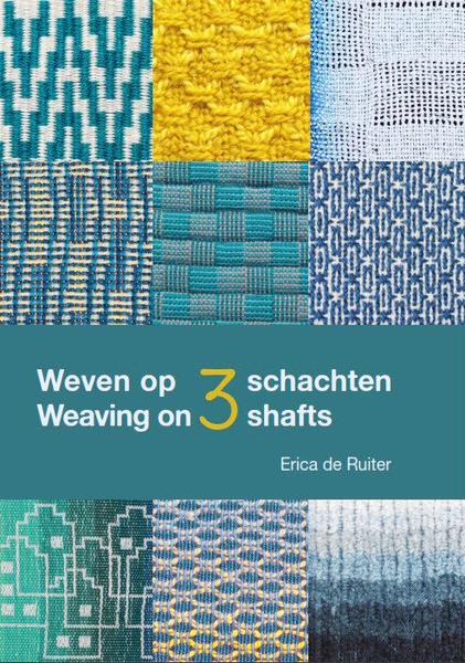 Weaving On 3 Shafts | Weaving Books
