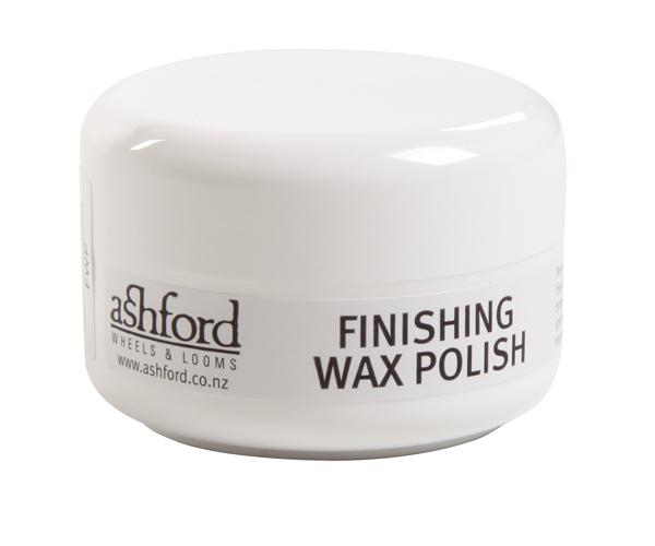 Ashford Finishing Wax | Wheel Maintenance