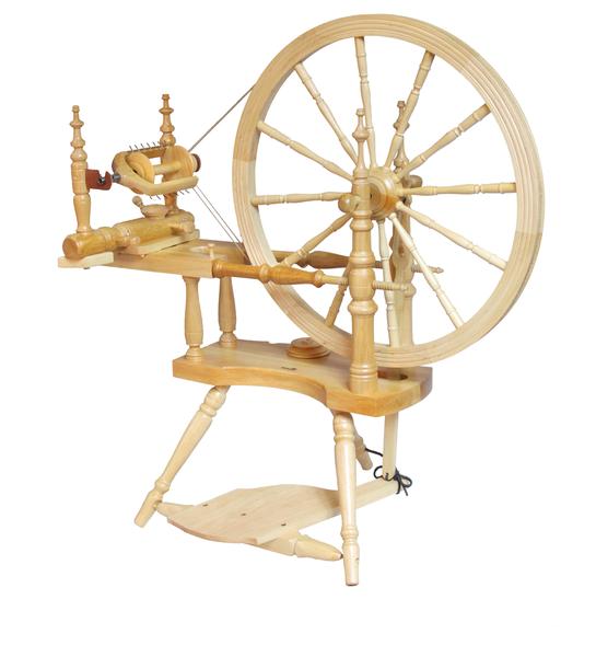Kromski Polonaise Spinning Wheel | Kromski Polonaise Spinning Wheel