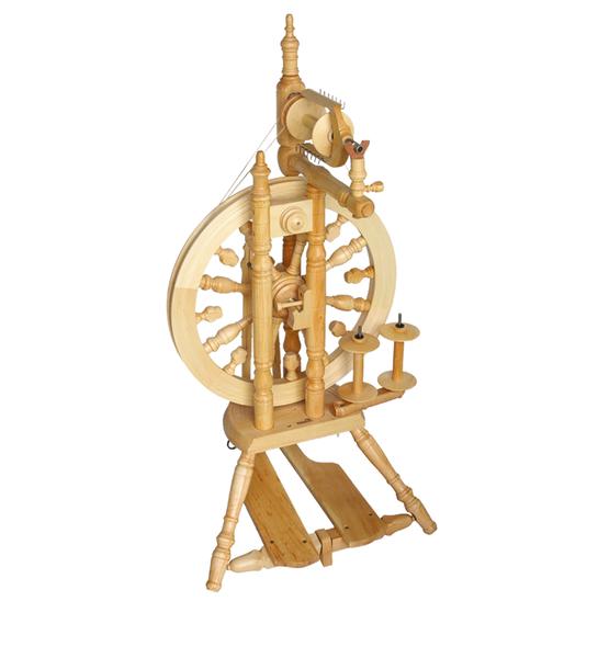 Kromski Minstrel Spinning Wheel | Kromski Spinning Wheels