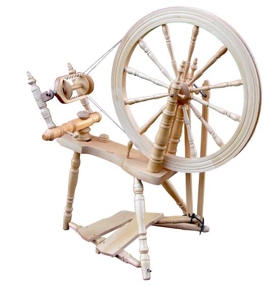 Kromski Symphony Spinning Wheel | Kromski Symphony Spinning Wheel