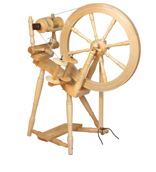 Kromski Prelude Spinning Wheel   Saxony Spinning Wheels