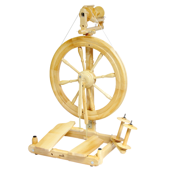 Kromski Sonata Traveling Wheel | Portable Travelling Spinning Wheels