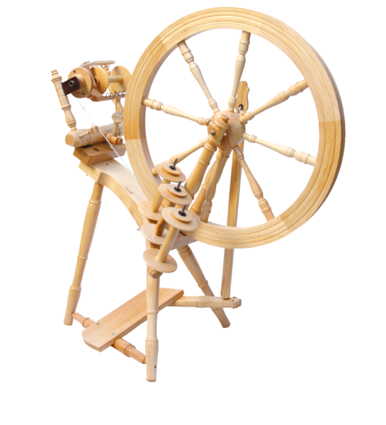 Kromski Interlude Spinning Wheel | Kromski Interlude Spinning Wheel