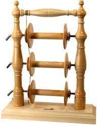 Kromski Lazy Kate Vertical | General Kromski Spinning Accessories