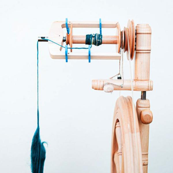 Kromski Sonata Magnetic Flyer Set   Kromski Sonata Spinning Wheel