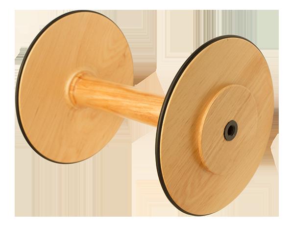 Kromski Minstrel Great Jumbo Bobbin | Kromski Minstrel Spinning Wheel