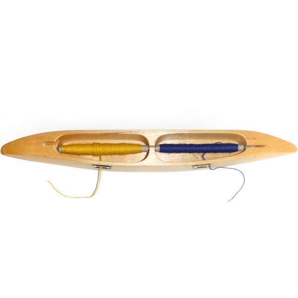 Glimakra Boat Shuttle: Double Bobbin (#12) | Boat Shuttles