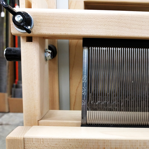Schacht Reeds for Floor Looms | Stainless Steel Reeds