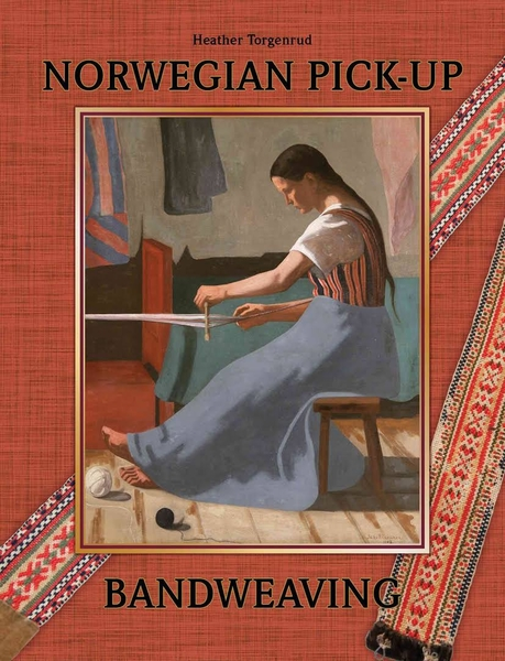 Norwegian Pick-Up Bandweaving | Weaving Books