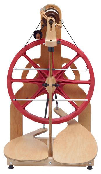 Schacht Ladybug Lazy Kate   Schacht Ladybug Spinning Wheel