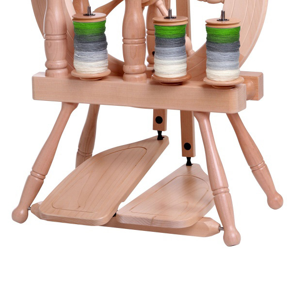 Ashford Double Treadle Kit for Traveller | Ashford Traveller Spinning Wheel