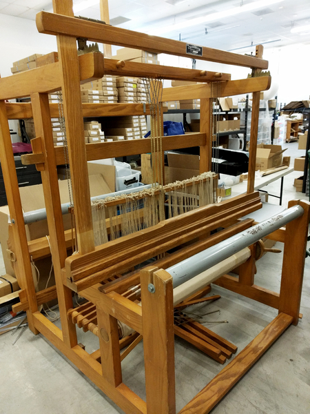 Used 4 shaft Cranbrook Countermarch | Used Floor Looms