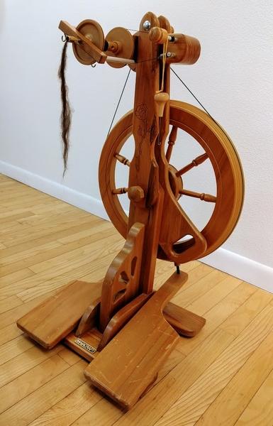 Used Majacraft Rose Spinning Wheel | Used Spinning Wheels
