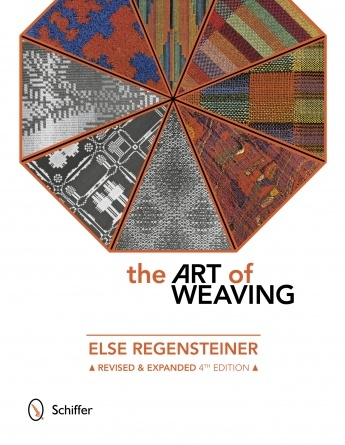 The Art of Weaving: 4th Edition | Weaving Books