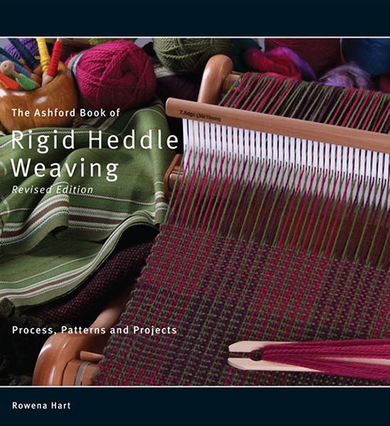 Ashford book of Rigid Heddle Weaving: Revised   Rigid Heddle Weaving Books