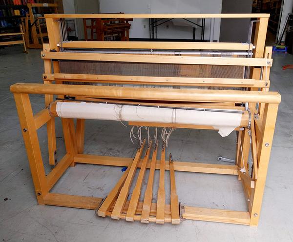 Used Leclerc Nilus 4 shaft | Used Floor Looms