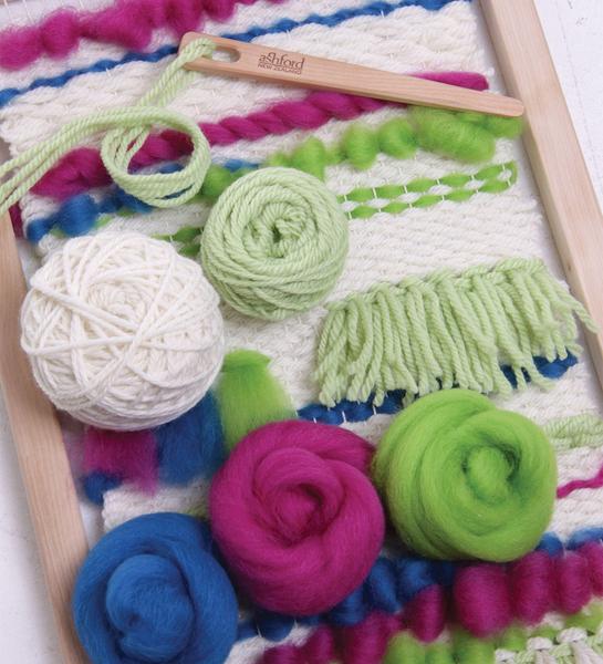 Ashford Weaving Starter Kit | Ashford Tapestry Loom and Weaving Frames