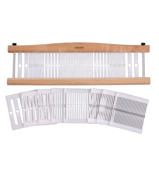 Ashford Vari Dent Reed Kit for SampleIt Loom | Rigid Heddle Reeds