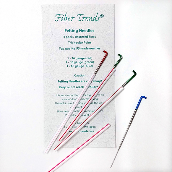 Felting Needles Assorted | Felting Tools and Accessories