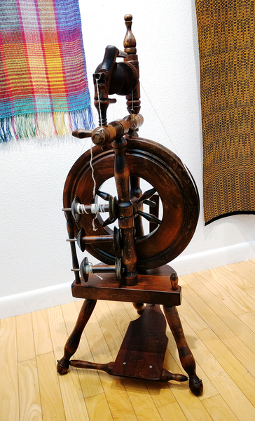 Used Rappard Wee Peggy Wheel | Used Spinning Wheels