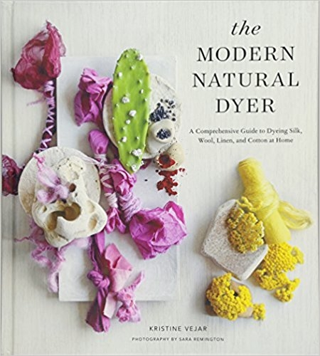 The Modern Natural Dyer | Dyeing Books