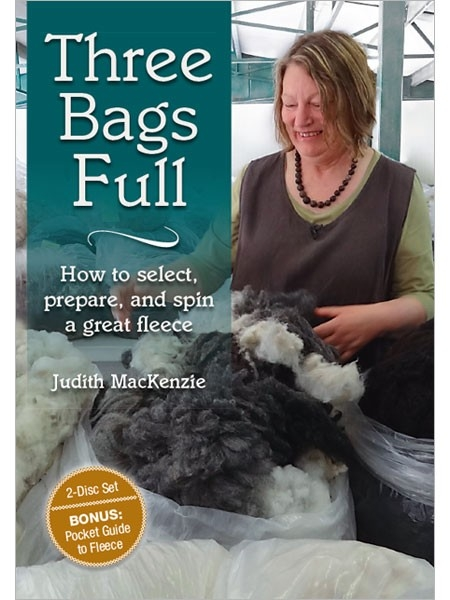 Three Bags Full | Spinning DVDs