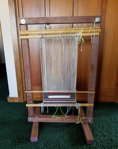 Purple Heart Tapestry Loom | Used Specialty Looms