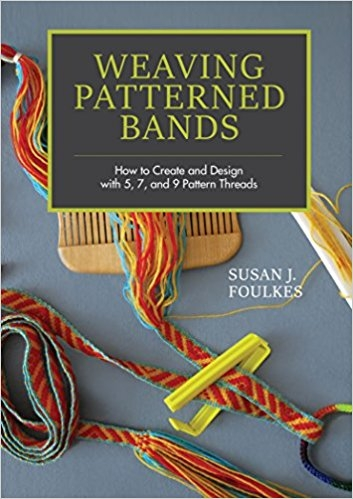 Weaving Patterned Bands | Band & Card Weaving Books