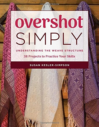 Overshot Simply | Weaving Books