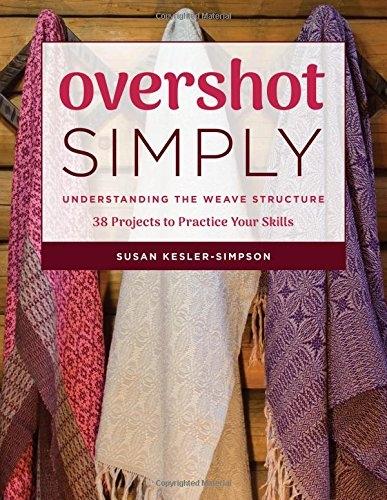 Overshot Simply | Weaving Books