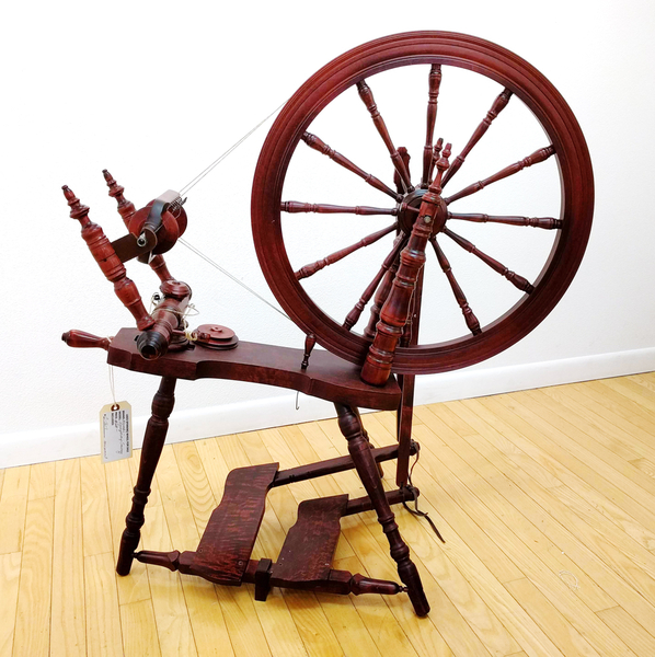 Used Kromski Symphony Saxony Wheel | Used Spinning Wheels