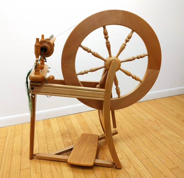 Used Ashford Traditional - Like New | Used Spinning Wheels