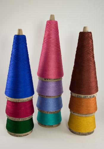 The Tubular Spectrum Tints n Tones Collection   Cotton Yarns, Mercerized