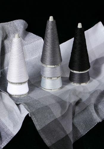 Tubular Spectrum Gray Matter Kit | Cotton Yarns, Mercerized