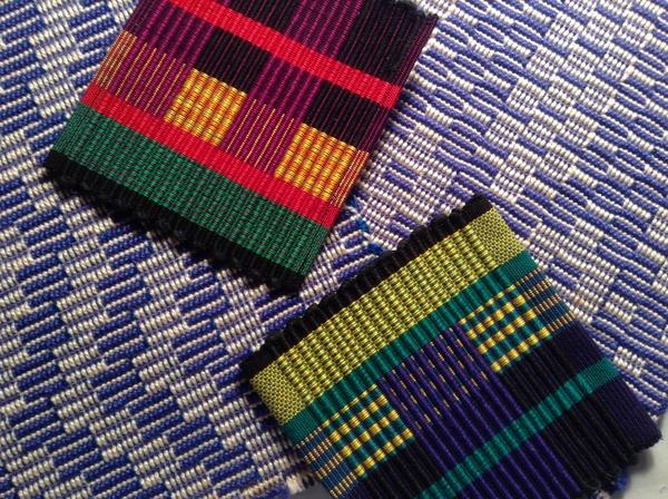 Four Shaft Rep Weave | Weaving