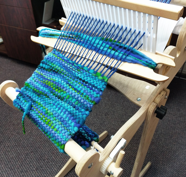 Rigid Heddle Weaving | November 2021