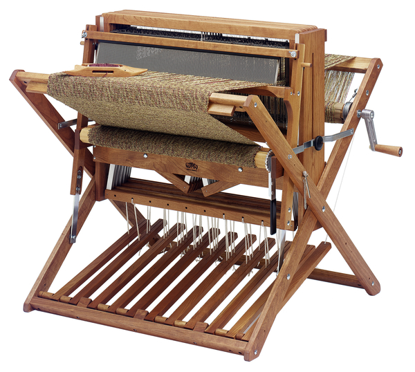 50th Anniversary Cherry Schacht Wolf Looms | Folding Floor Looms