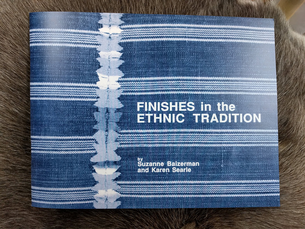 Finishes in the Ethnic Tradition | Weaving Books
