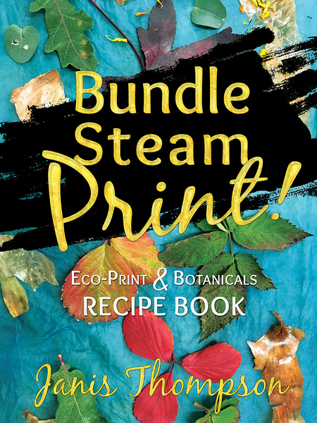 Bundle, Steam, Print! | Dyeing Books