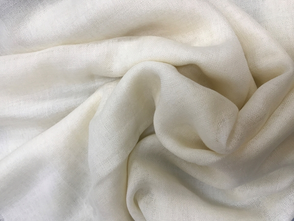 Wool Silk Matty Cloth | Fabric