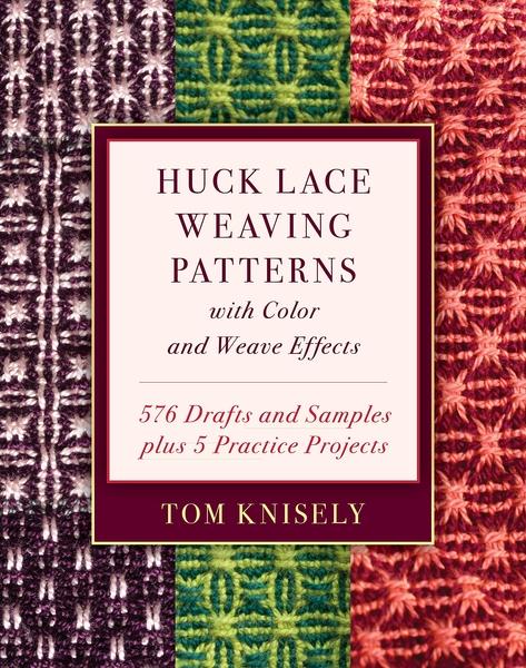 Huck Lace Weaving Patterns | Weaving Books