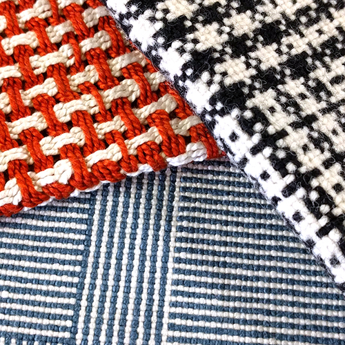 Beyond Plain Weave on the Rigid Heddle FIF 2020 | Fiber in the Forest