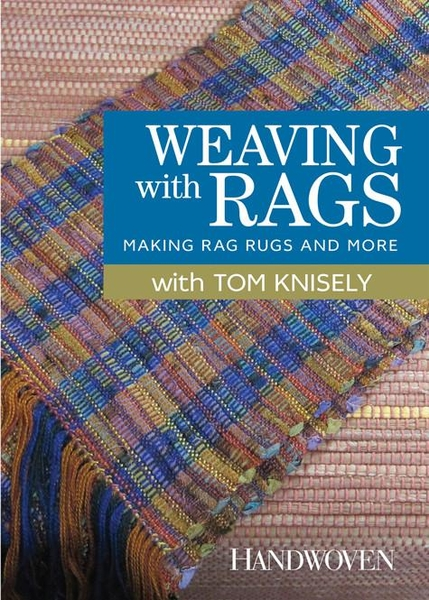 DVD: Weaving with Rags | Weaving DVDs
