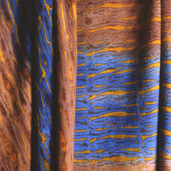 Woven Shibori with Natural Dyes | Dyeing & Surface Design