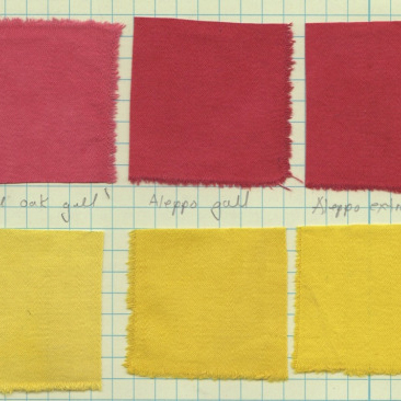 Mixing & Shading Colors with Natural Dyes | September 2020