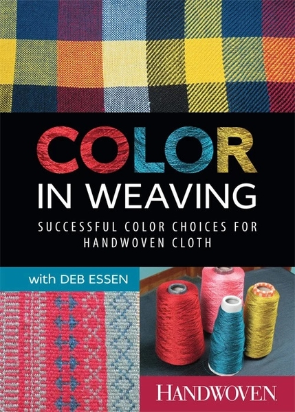 DVD: Color in Weaving | Color Theory Books